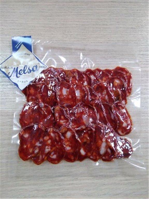 Chorizo de bodega loncheado Melsa, 1 ud