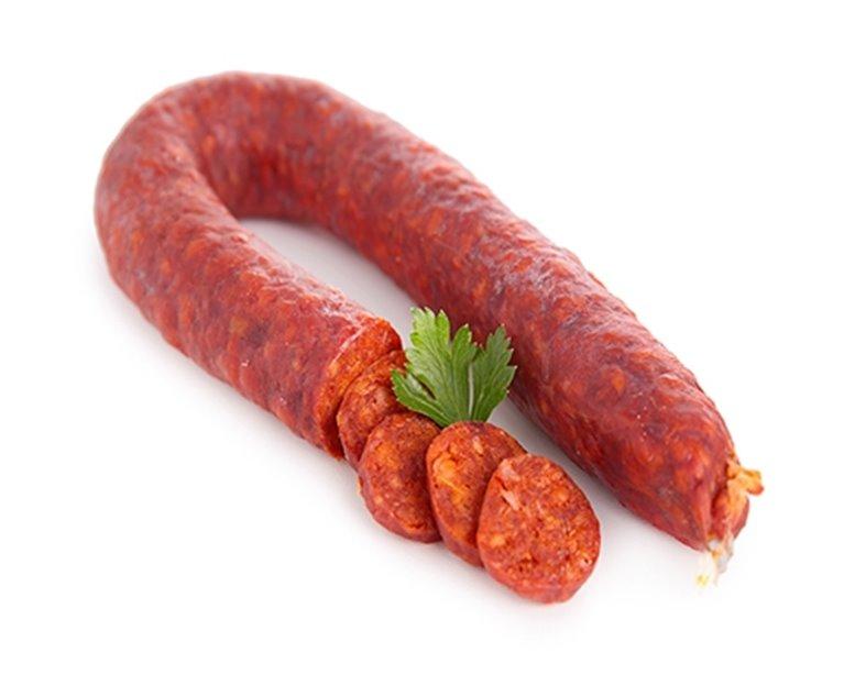 Chorizo de cerdo artesanal ( 1 unidad )