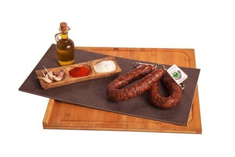 Chorizo de herradura iberico, 390 gr