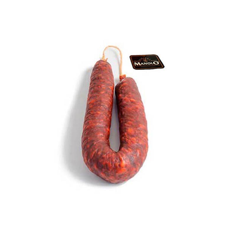 Chorizo de León calidad EXTRA