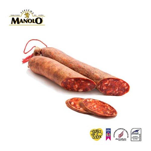 Chorizo de León EXTRA cular
