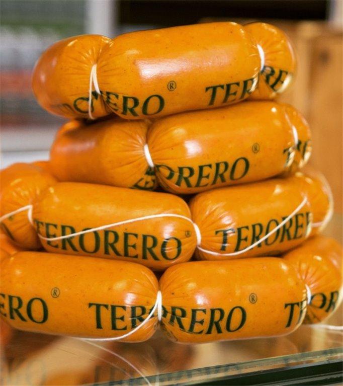 Chorizo de Teror, la sobrasada canaria.