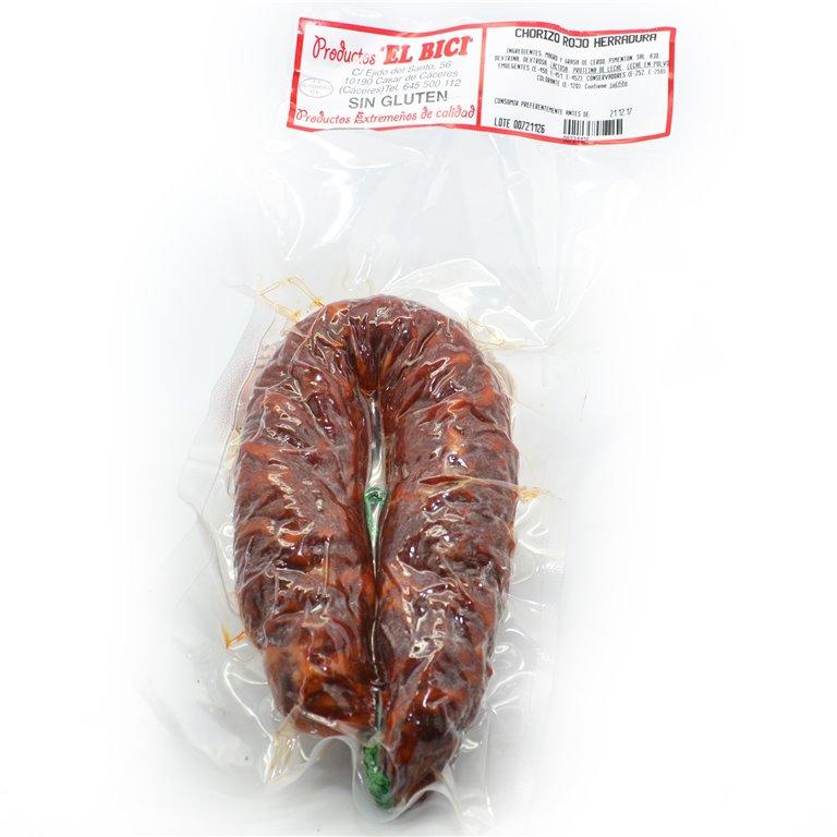 """Chorizo Dulce """"El Bici"""", 250 gr"""