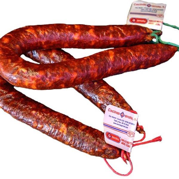 Chorizo extra Maragato 600 gr(aprox) GARROTE