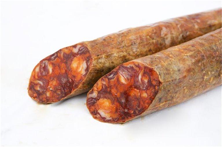 Chorizo ibérico de bellota D.O. Salamanca