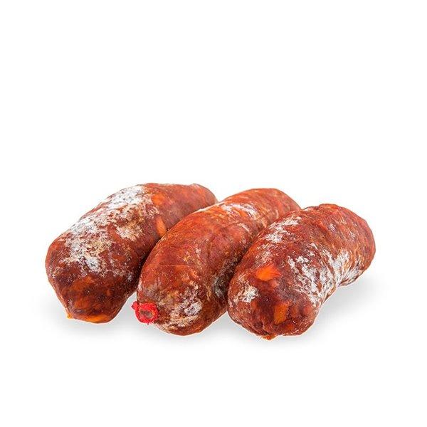 Iberian Chorizo from La Alberca Sweet - 3 pcs