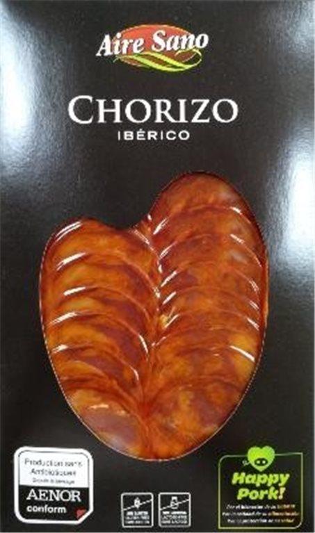 Chorizo ibérico loncheado Airesano