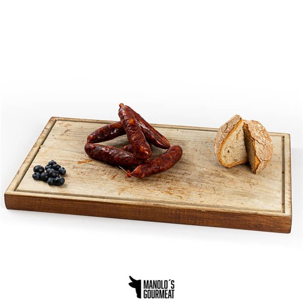 Chorizo parrillero artesano (4 uds.)