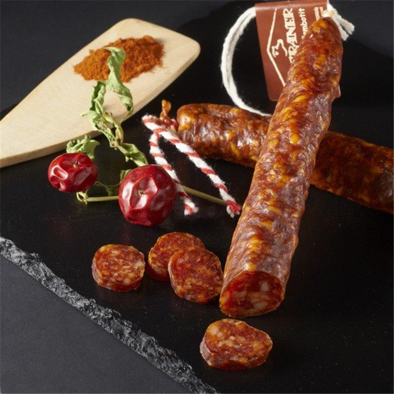 Chorizo picante 3kg (18-20). El Graner., 1 ud
