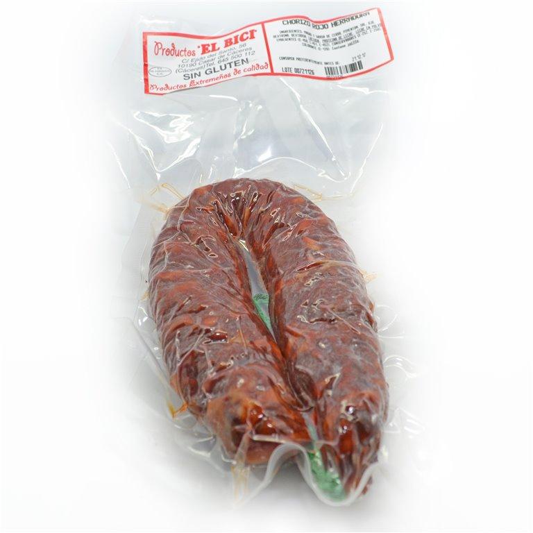 """Chorizo Picante """"El Bici"""", 250 gr"""
