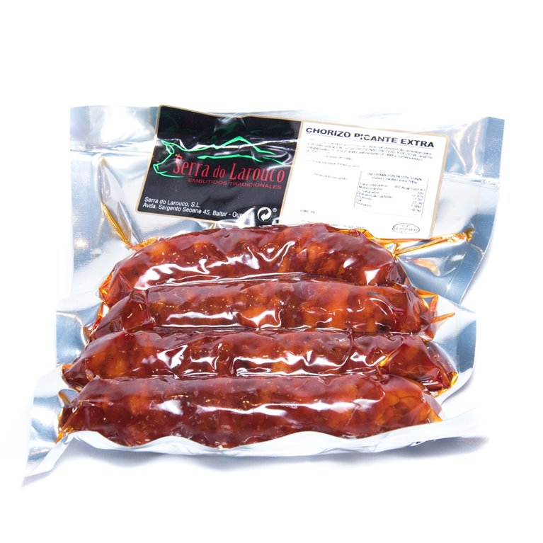 Chorizo picante pack 4, 1 ud