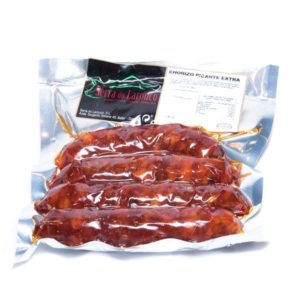 Chorizo picante pack 4