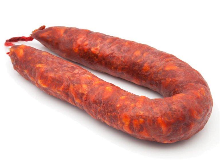 Chorizo Sarta Picante Luis Gil, 280 gr
