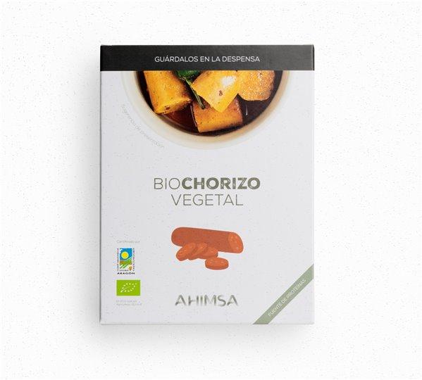 Chorizo Vegetal Bio Ahimsa, 230 gr