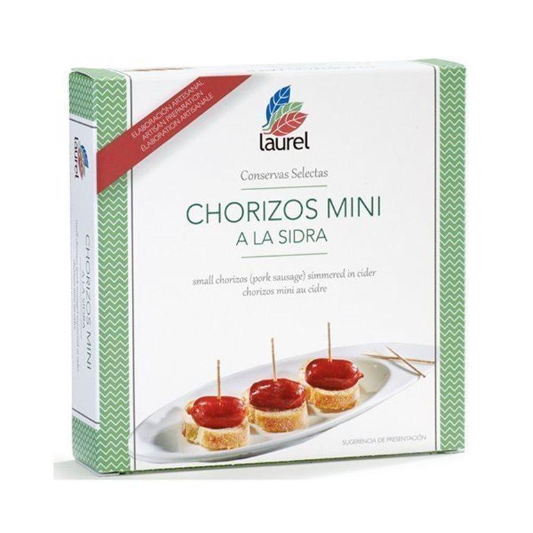 """Chorizos """"Mini"""" a la Sidra, 330 gr"""