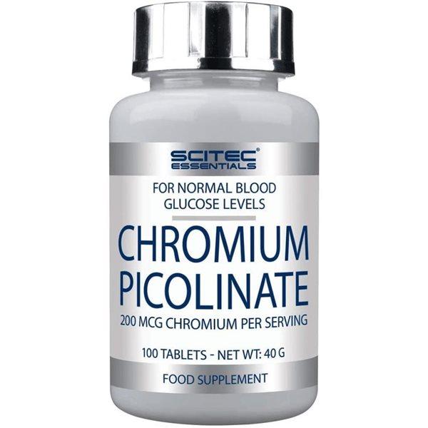Chromium Picolinate 100 Tab. · POS CL