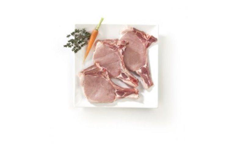 Chuletas de cerdo (600 gr aprox)