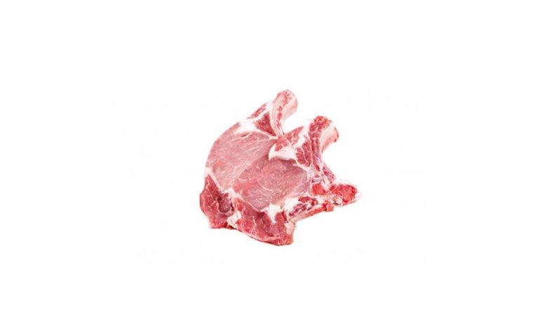 Chuletas de Cerdo Ibérico con Hueso