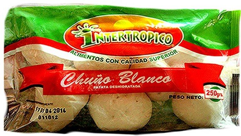 CHUÑO BLANCO INTERTROPICO 250GR