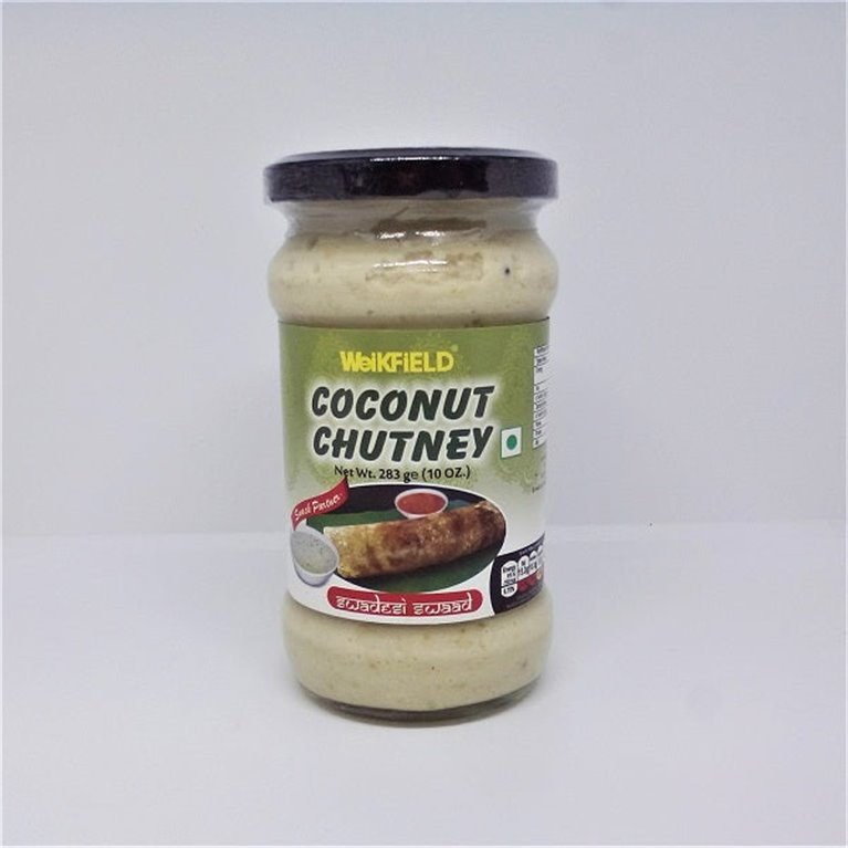 Chutney de coco 283g, 1 ud