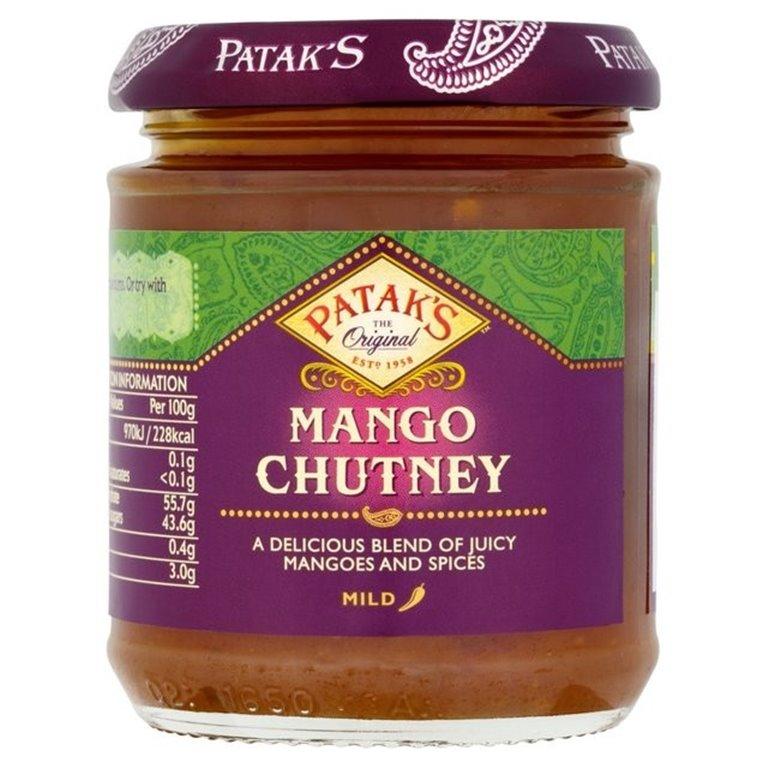 Chutney de Mango Suave 340g
