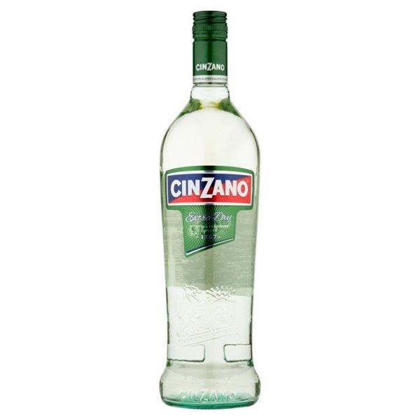 CINZANO EXTRA DRY 1L.