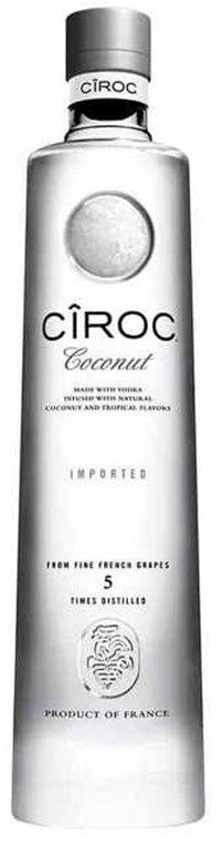 Cîroc Vodka 1L Coconut