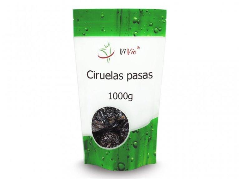Ciruelas pasas 1000g, 1 ud