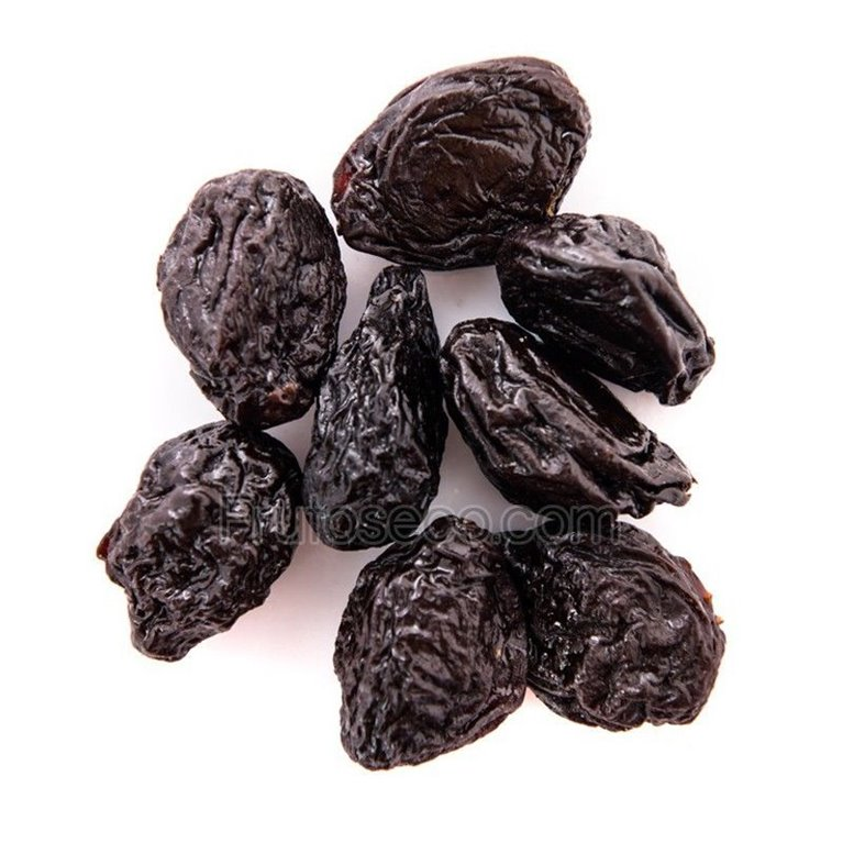 Prunes with stone, tray 300 grams