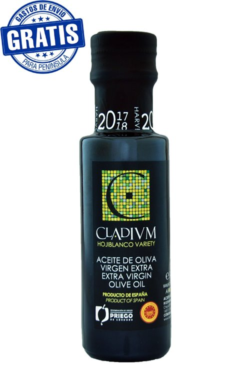 Cladium. Caja de 24 botellas de 100 ml.