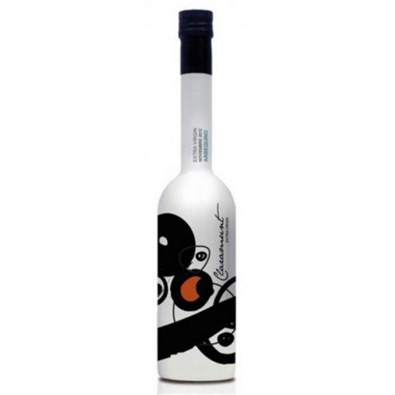 Claramunt. Aceite de oliva Arbequina. Botella de 500 ml., 1 ud