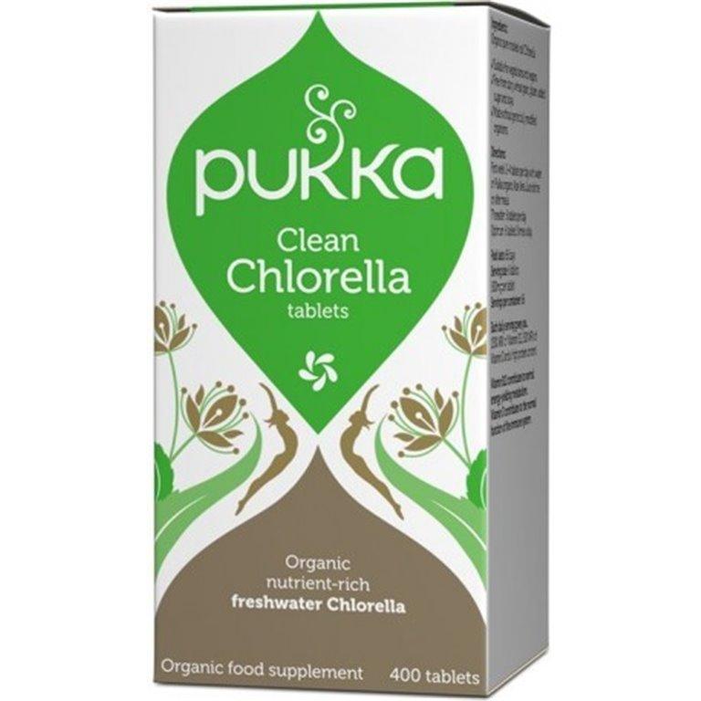 Clean Chlorella Comp, 1 ud