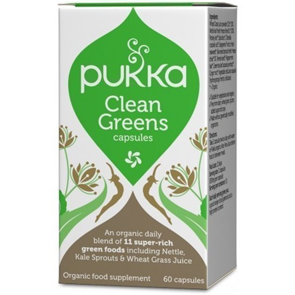 Clean greens 60 Cap