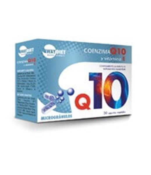 Co Q10+ Vitamina E microgránulos