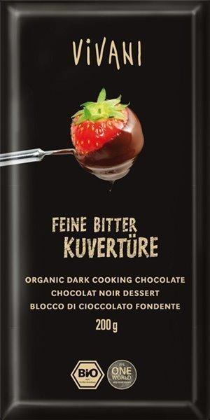 Cobertura chocolate negro