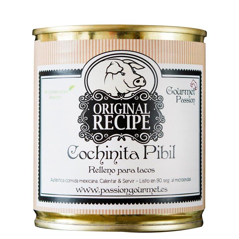 Cochinita Pibil, 1 ud