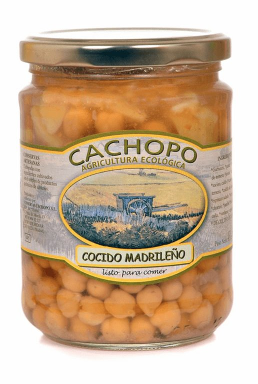 Cocido madrileño, 450 gr