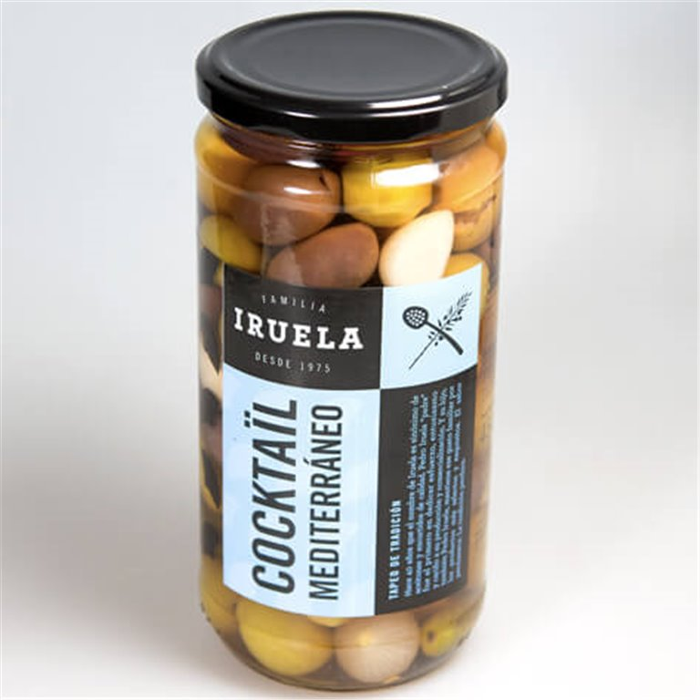 Cocktail mediterráneo Iruela
