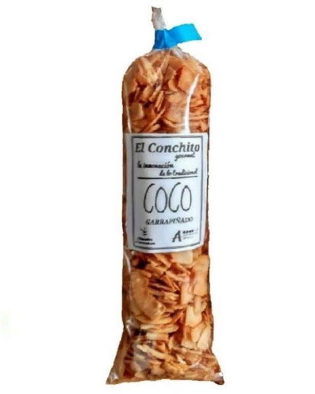 Coco garrapiñado gourmet, 75 gr
