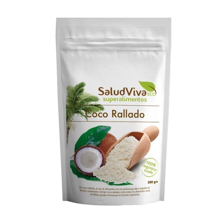 Coco Rallado Bio 300g