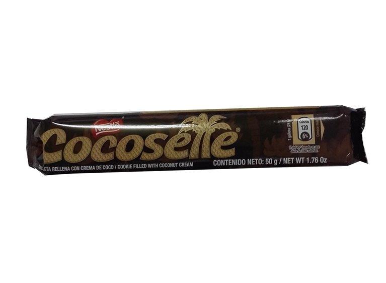 COCOSETTE X 50GRS NESTLE COLOMBIA UNID