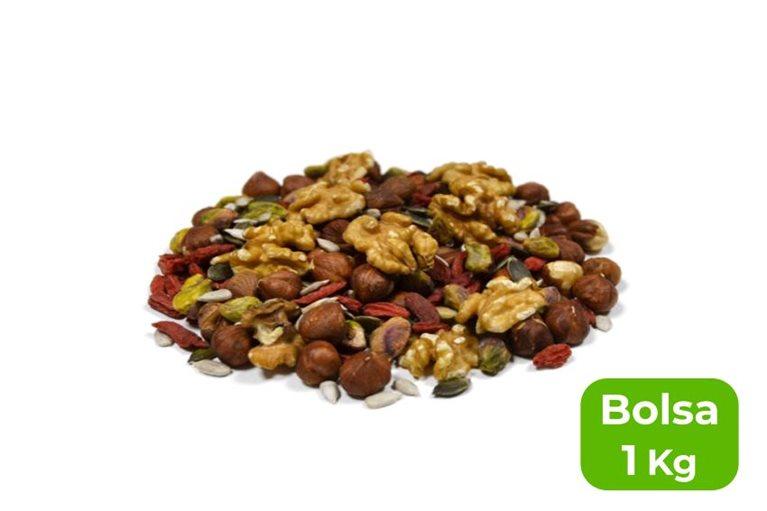 Cóctel frutos secos ensalada 1 Kg