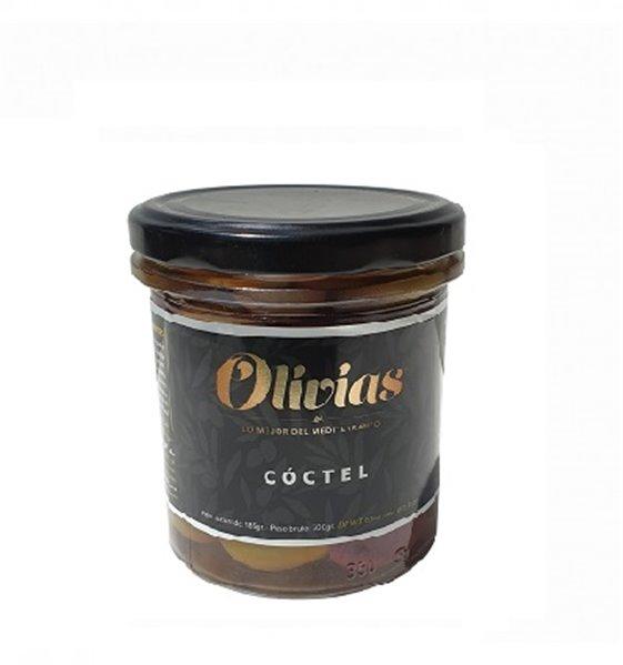 Cóctel Premium de Olivas 300gr