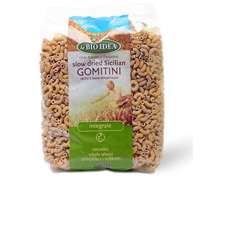 Coditos de trigo integral, 500 gr