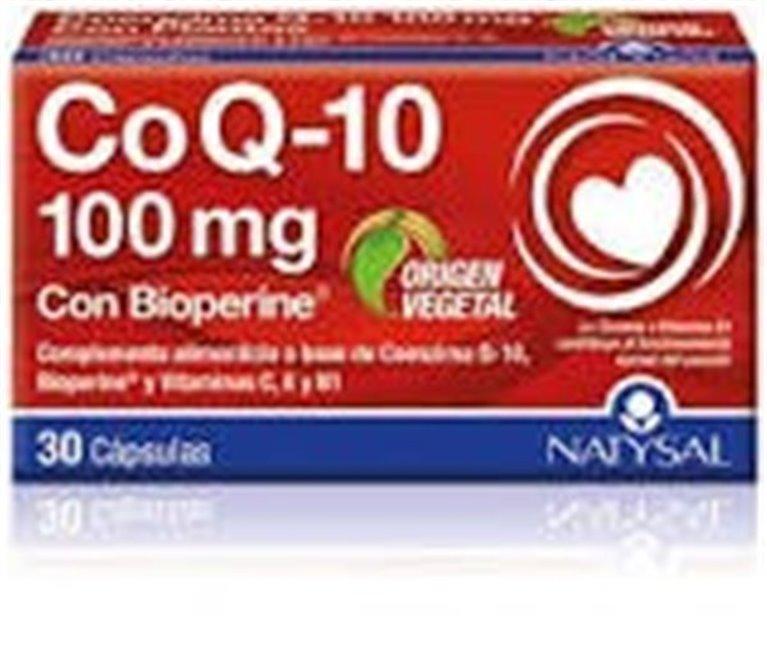 Coenzima Q10, 1 ud