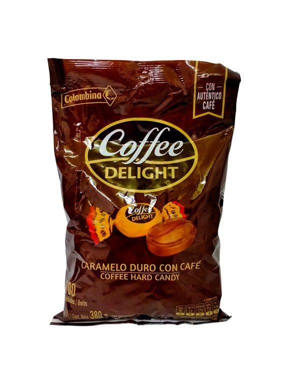 COFFE DELIGHT BOLSA X 100 UNID