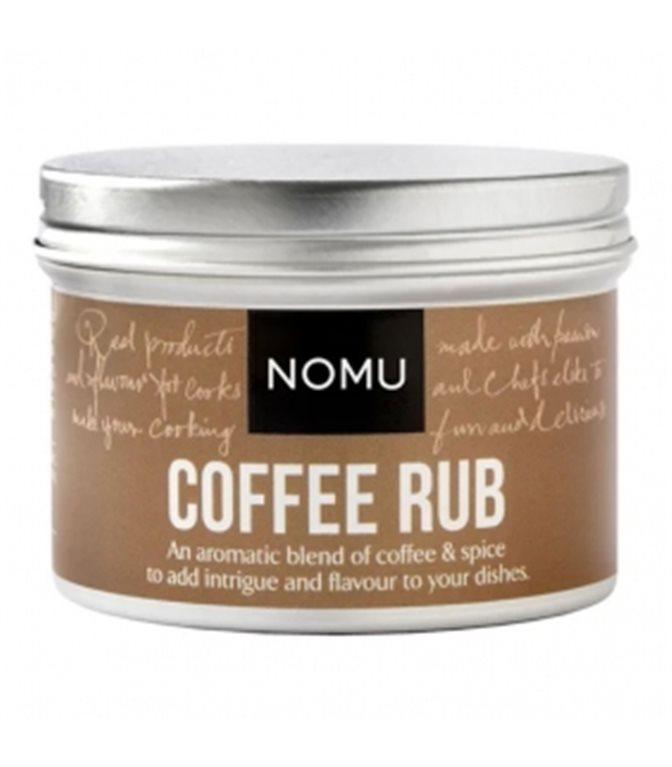 Coffee Rub 70gr. NoMU. 8un.