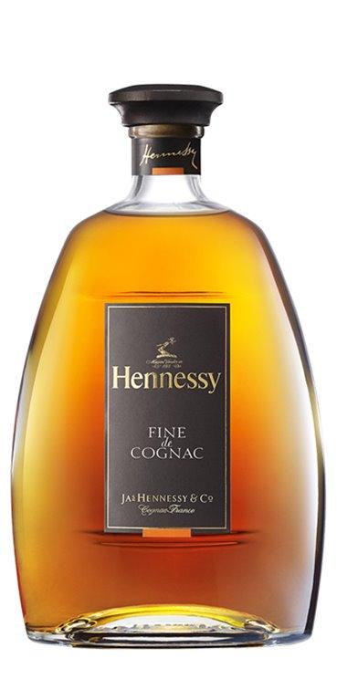 Cognac Hennessy Fine de Cognac