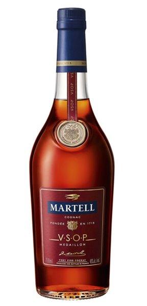 Cognac Martell VSOP