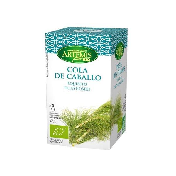 Cola de Caballo Infusión Eco Artemis 20 Filtros